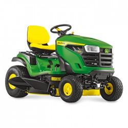 John Deere X107 Tractor -...