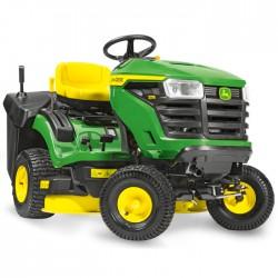 John Deere X117R Tractor -...