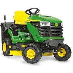 John Deere X147R Tractor -...